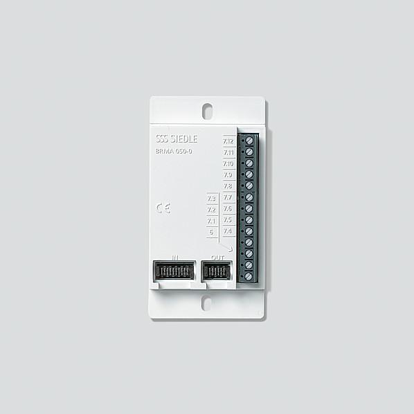 siedle nederland brma 050 01 sdl beldrukker bus matrix. Black Bedroom Furniture Sets. Home Design Ideas
